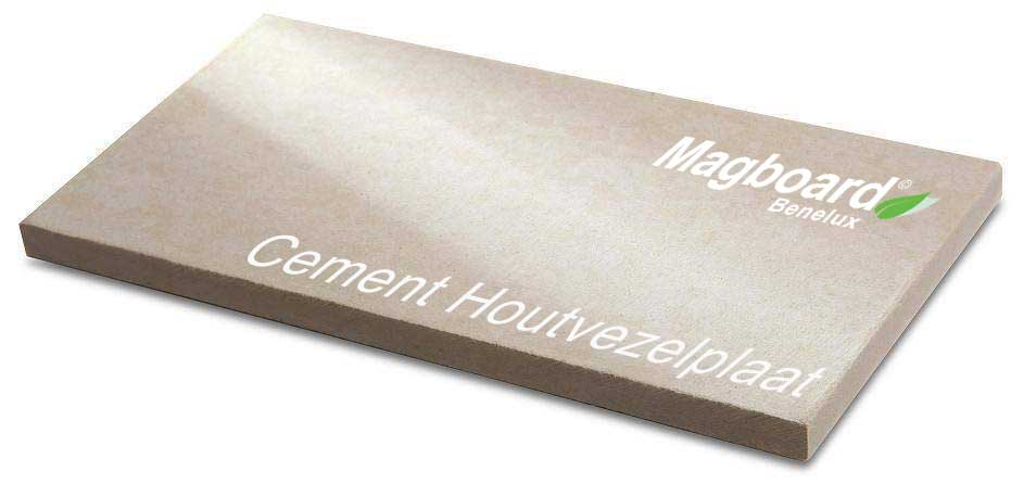 Magboard Cement Houtvezelplaat